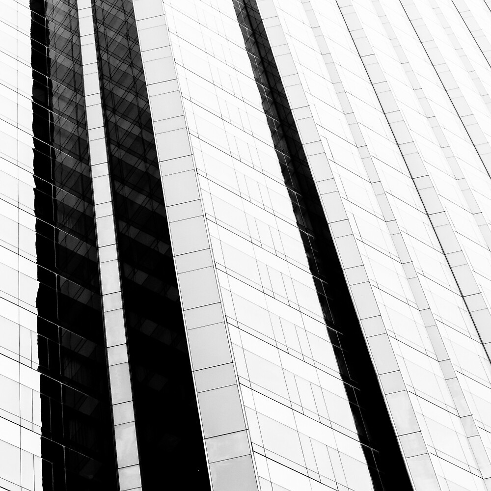 urban abstract lines 2 by carlrittenhouse