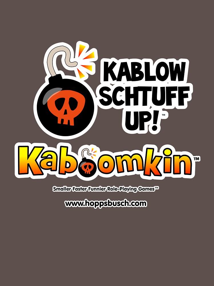 Kaboomkin RPG - Kablow Schtuff Up! by rangleme
