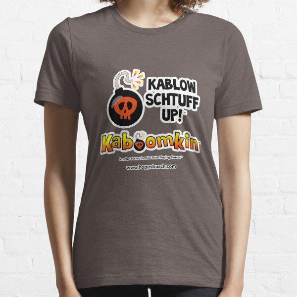 Kaboomkin RPG - Kablow Schtuff Up! Essential T-Shirt
