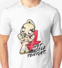Not Myself Tonight Unisex T-Shirt
