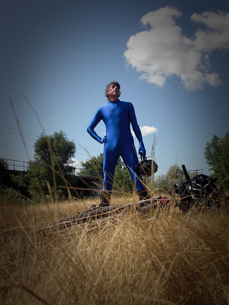 Blue Solitary Set II Pic 10 by mdkgraphics
