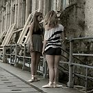 Dancing at the Electric Plant by Luca Renoldi