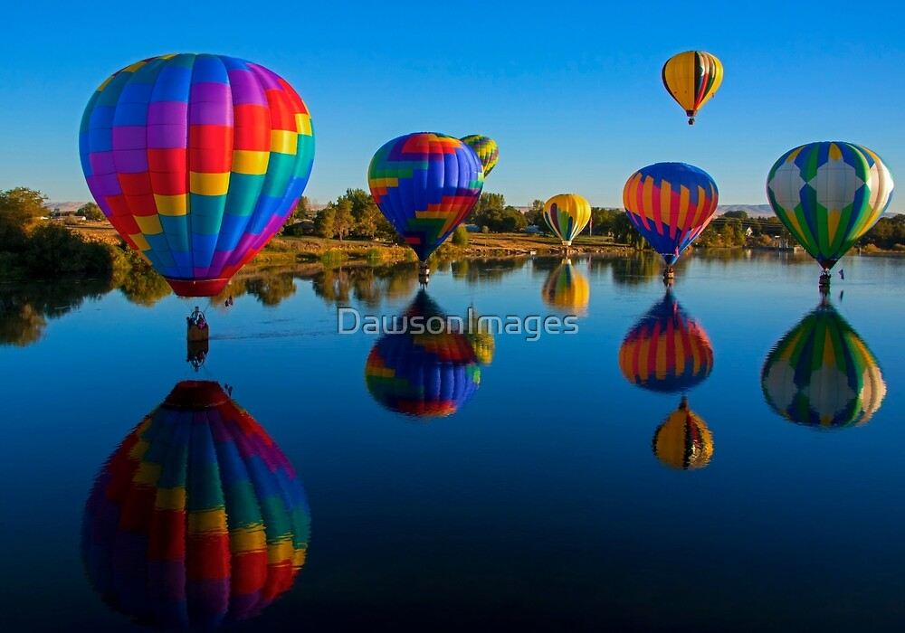 Five on the Water by DawsonImages