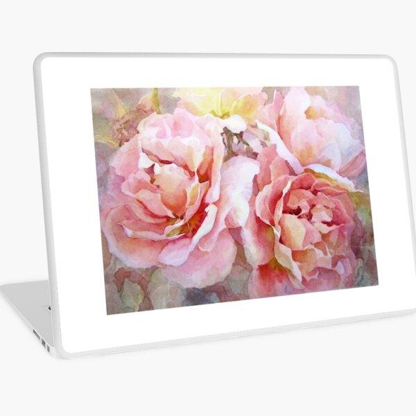 Summer Roses Laptop Skin