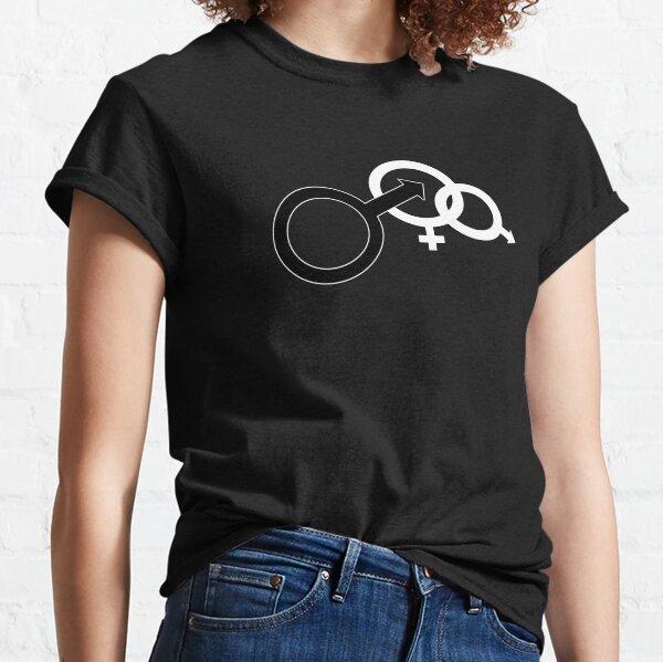 Cuckold lifestyle Symbol Classic T-Shirt
