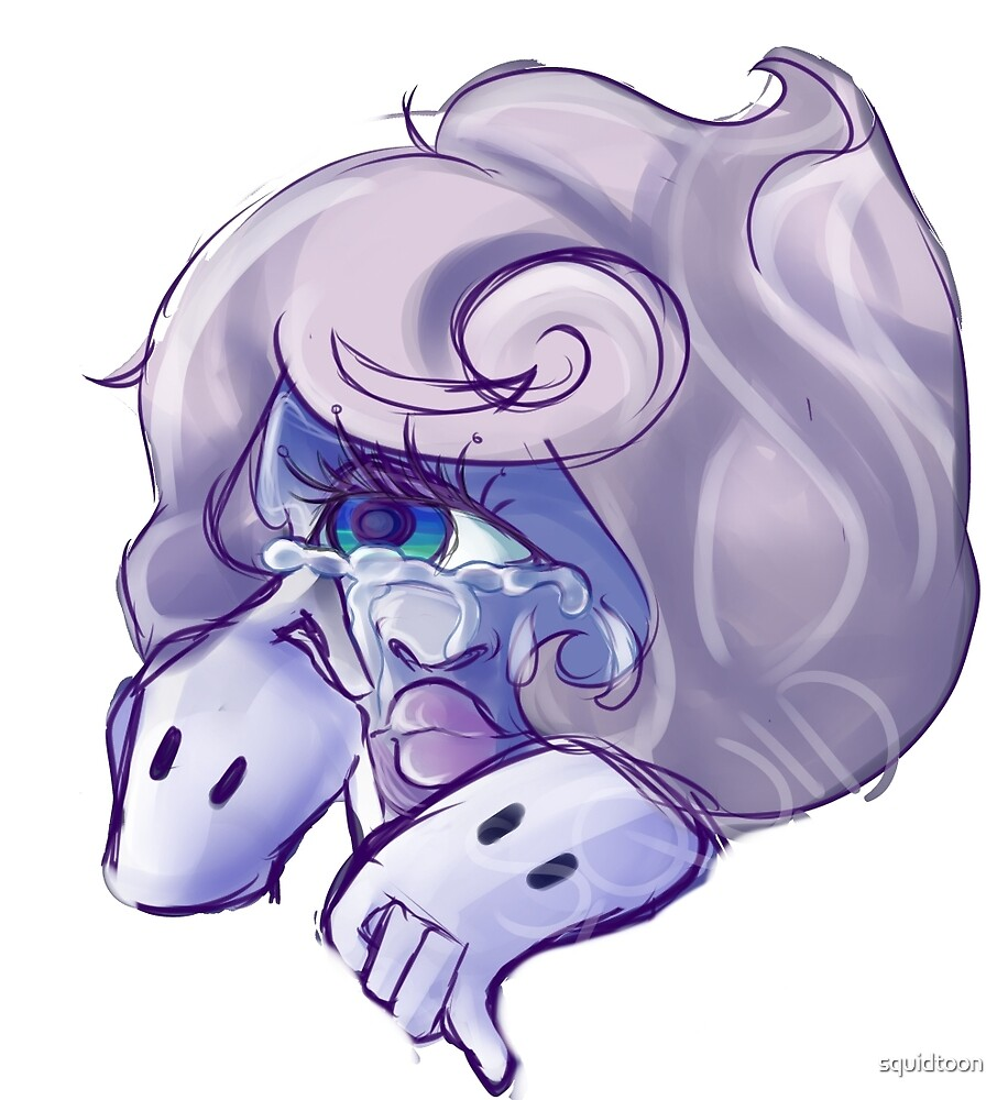 Sobbing Cyclops by squidtoon
