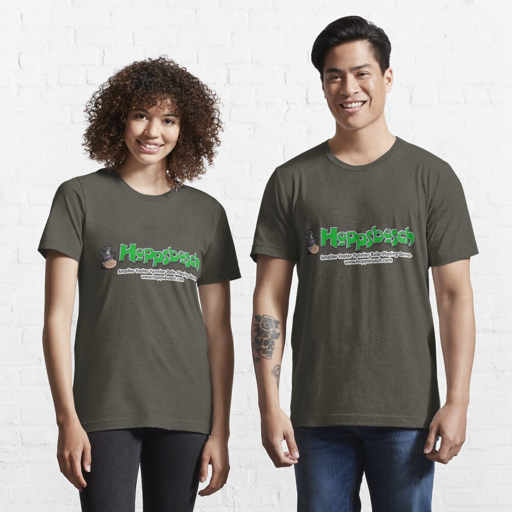 Gereko Hoppsbusch - Our Hero Essential T-Shirt