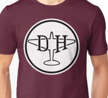 de Havilland Aircraft Company Logo Unisex T-Shirt