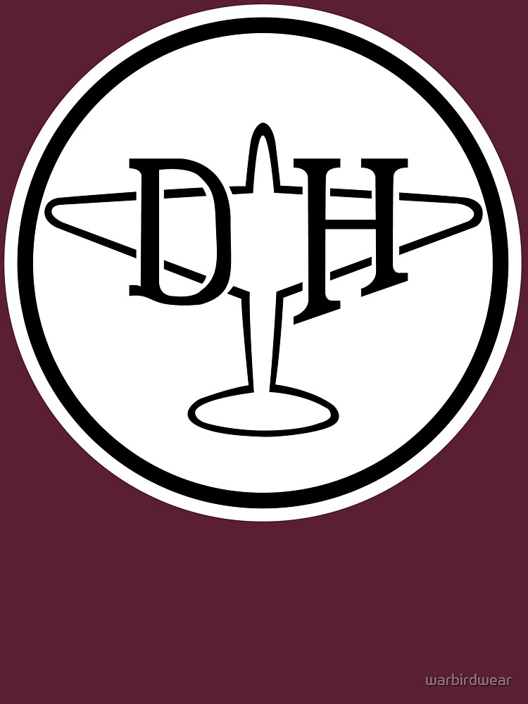 de Havilland Aircraft Company Logo | Unisex T-Shirt
