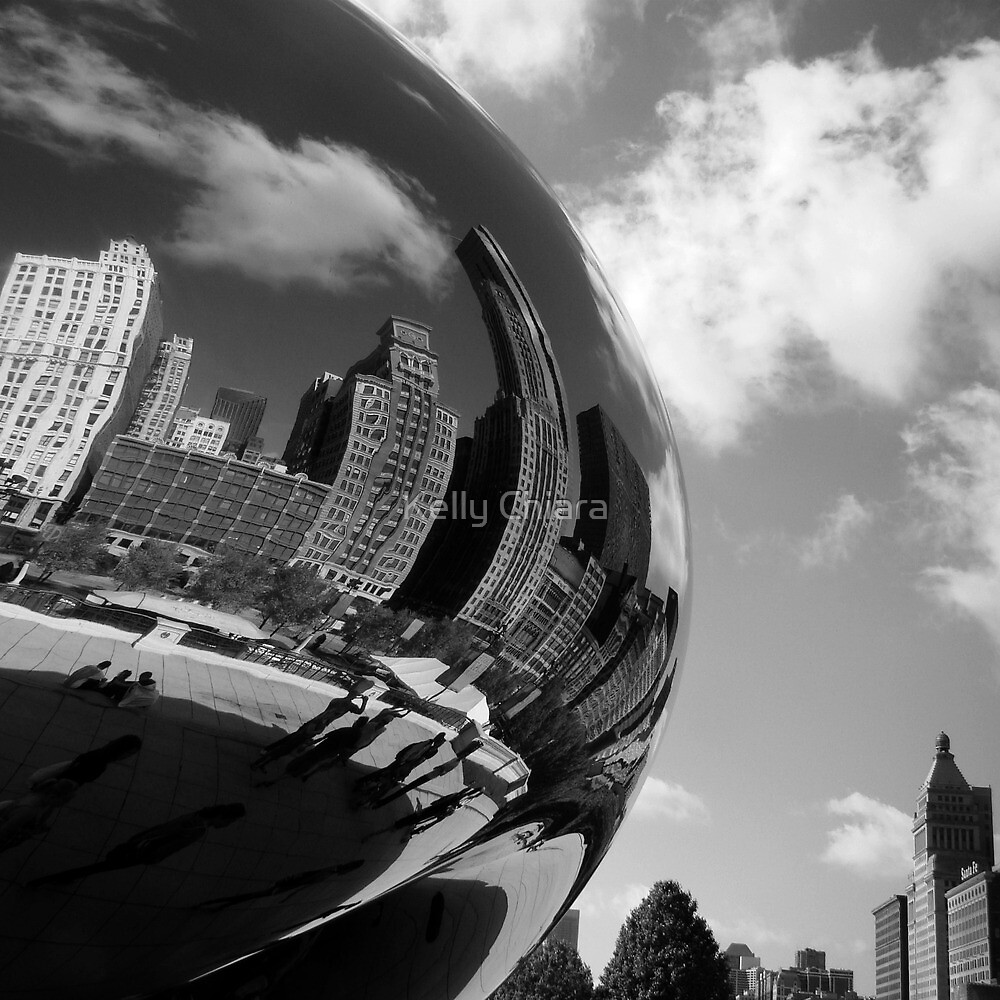 Bending Chicago Steel by Kelly Chiara