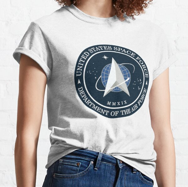 US Space Force Official Logo Classic T-Shirt