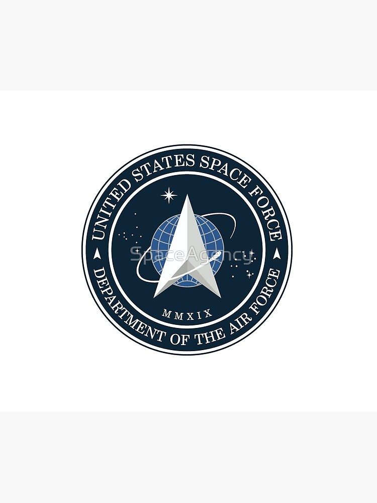 United States Space Force logo by SpaceAgency
