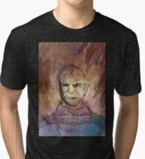 Abstract Stannis Baratheon  Tri-blend T-Shirt