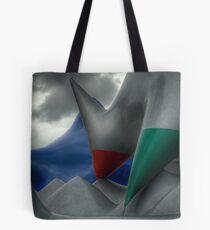 Levity III - external view Tote Bag