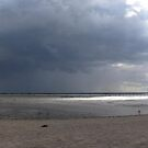 Southend Sea Front - Storm Approaches by Peter Barrett