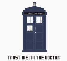 Trust me I'm The Doctor (T-Shirt)