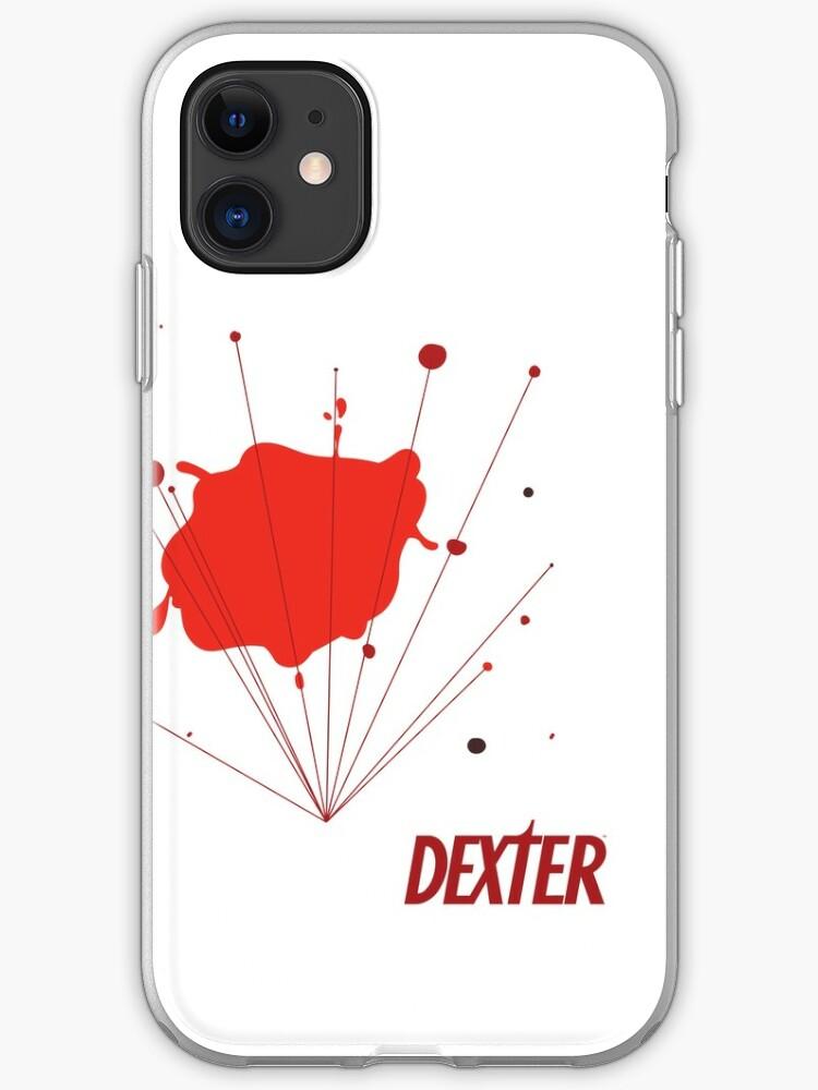 DEXTER blood spatter pencil pouch
