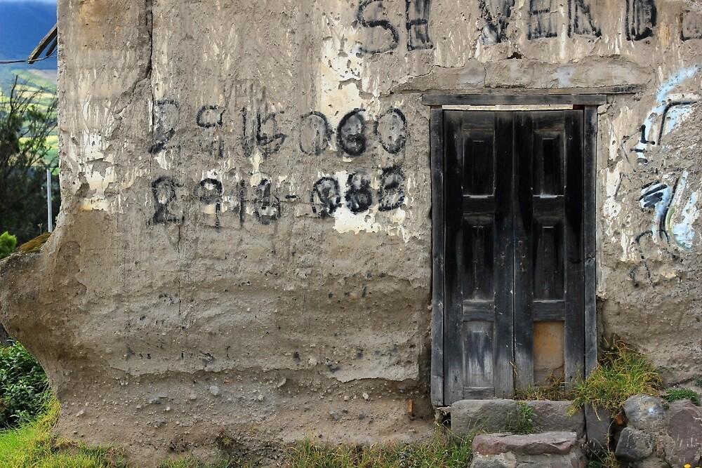 Old Adobe House by rhamm