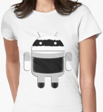 Priss DROID Womens Fitted T-Shirt