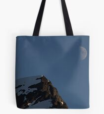 Worlds Apart But Still Sharing a Planetary Dance Tote Bag