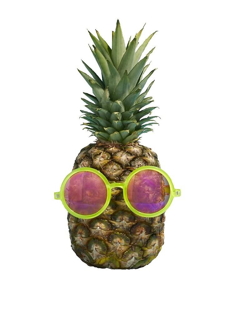 Cool Pineapple Sticker by kennedyolson20
