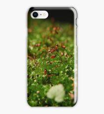 Moss Seedlings iPhone Case/Skin