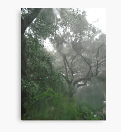 THROUGH TEARS OR RAIN, IT'S ALL THE SAME Canvas Print