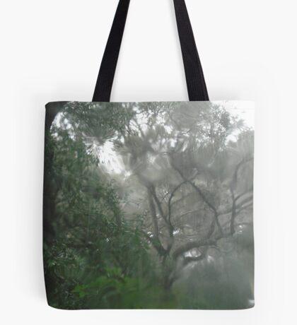 THROUGH TEARS OR RAIN, IT'S ALL THE SAME Tote Bag