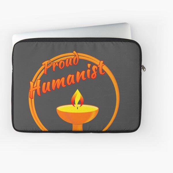Proud Humanist Laptop Sleeve