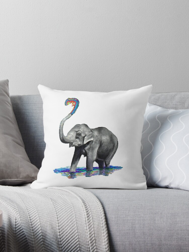 Elephant by Lauren  Watford