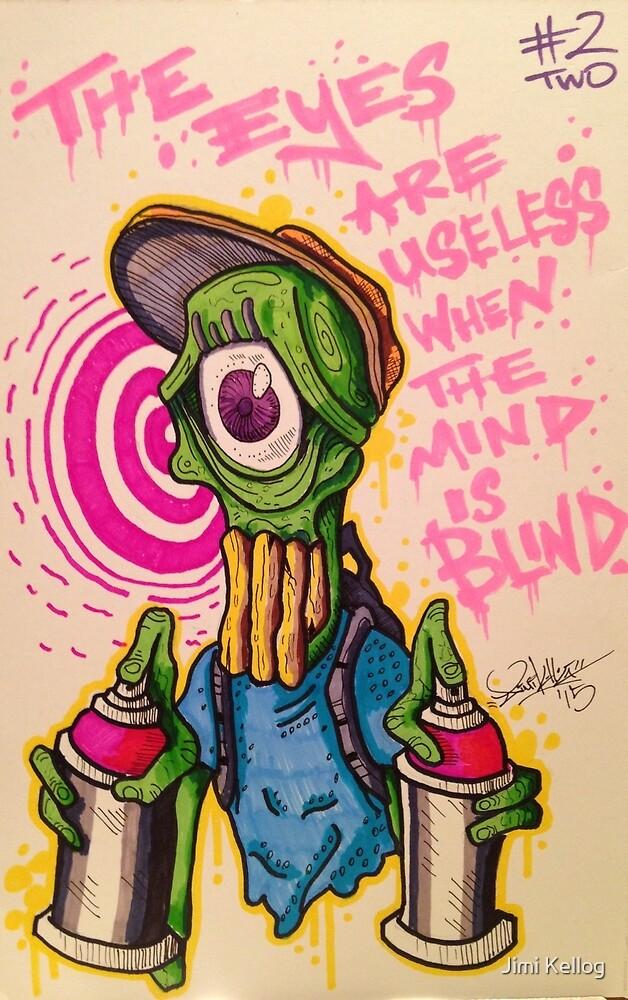 Drawing 2  by Jimi Kellog