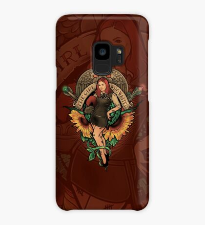 The Girl Who Waited Case/Skin for Samsung Galaxy