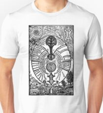 Sivartha Chart of Living Types 1881 T-Shirt