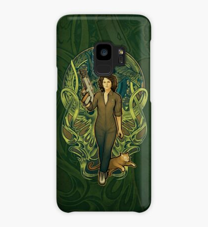 Come On, Cat Case/Skin for Samsung Galaxy
