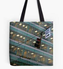 Cubicle City Tote Bag