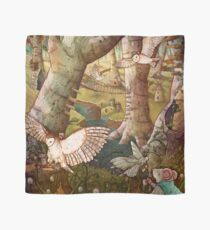 Of Mice and Owls Mouse Guard Fan Art Scarf