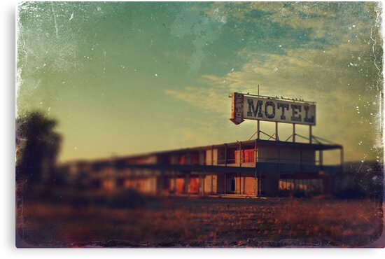 We Met at the Old Motel by Laurie Search