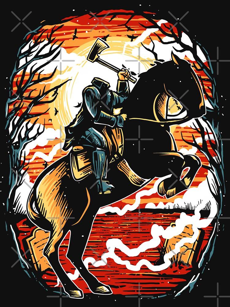 Headless Horseman of Sleepy Hollow by EnforcerDesigns