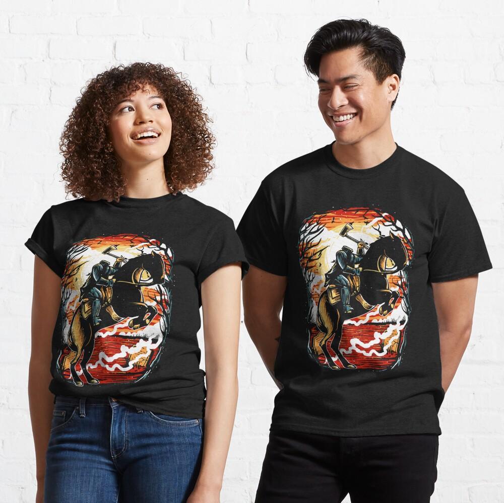 Headless Horseman of Sleepy Hollow Classic T-Shirt