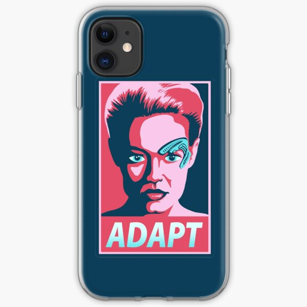 ADAPT iPhone Soft Case
