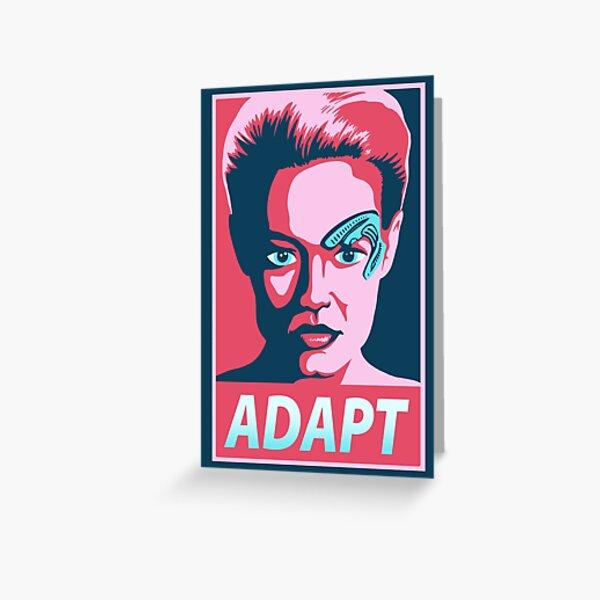 ADAPT Greeting Card