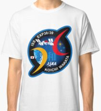 Wakata Personal ISS-39 Patch Classic T-Shirt