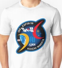 Wakata Personal ISS-39 Patch Unisex T-Shirt