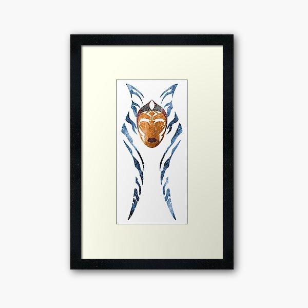 Fulcrum Framed Art Print