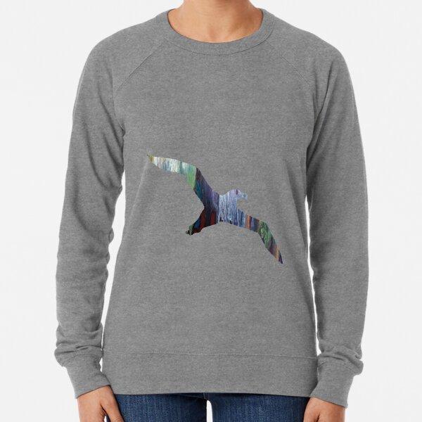 Albatross silhouette Lightweight Sweatshirt