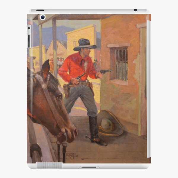 Vengeance Valley - Charles Hargens iPad Snap Case