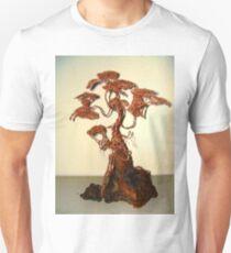 Copper Bonsai Unisex T-Shirt