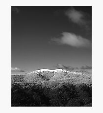 Mt Stirling, Victoria Photographic Print