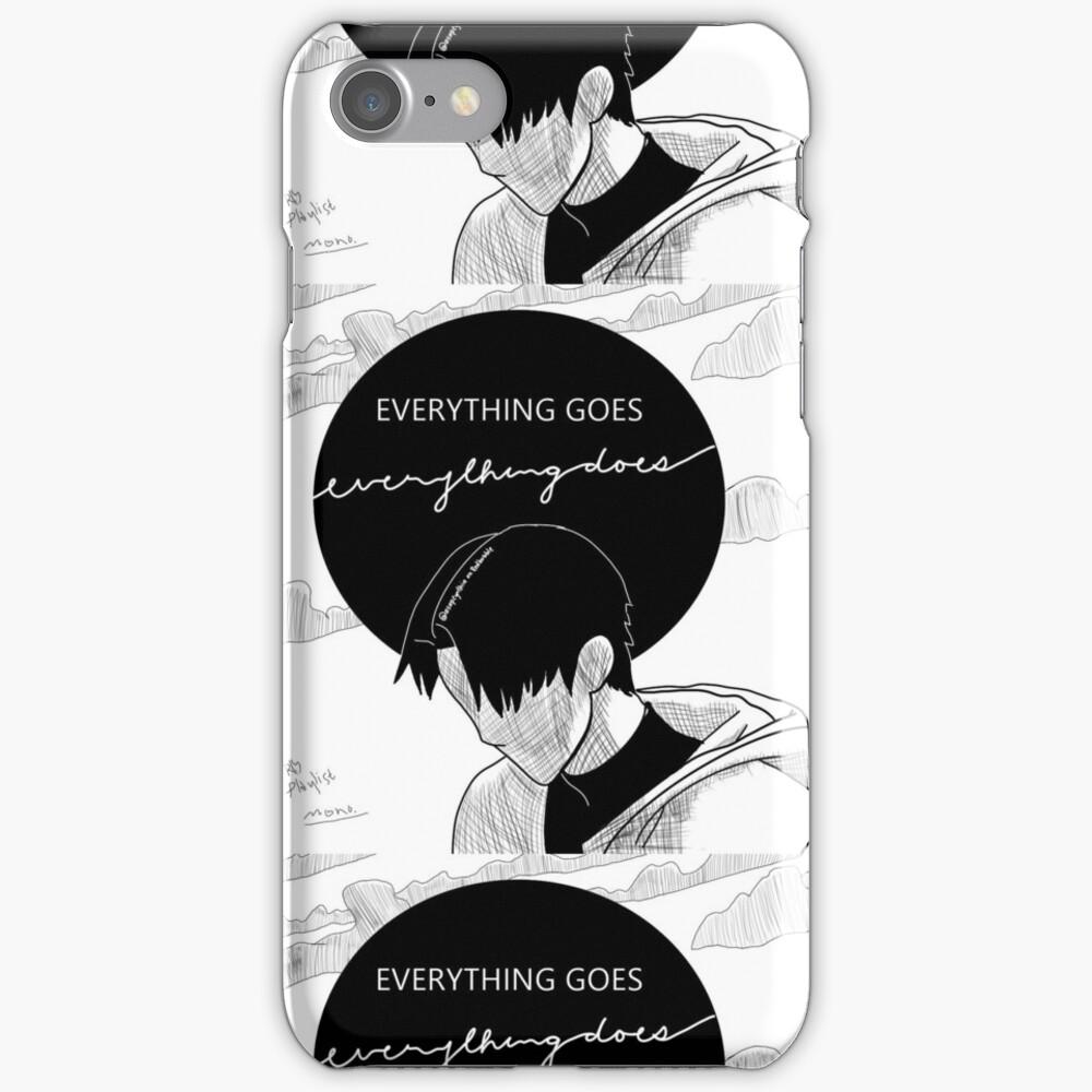 """Mono RM Album Art"" iPhone Case & Cover by AsapCynthia ..."