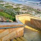 Seaside Stairs # 2 by Eve Parry